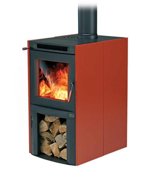 free standing fire image Ferva Cosair