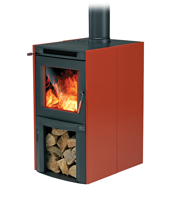 Corsair Ferva Log Burner Ice Solar New Zealand Heating Specialists