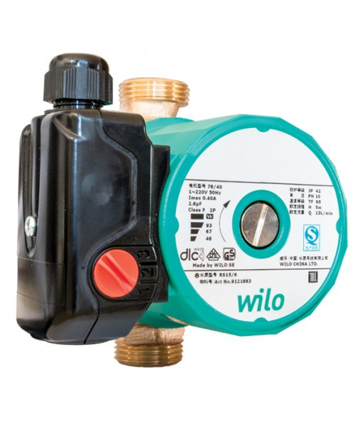wilo pump