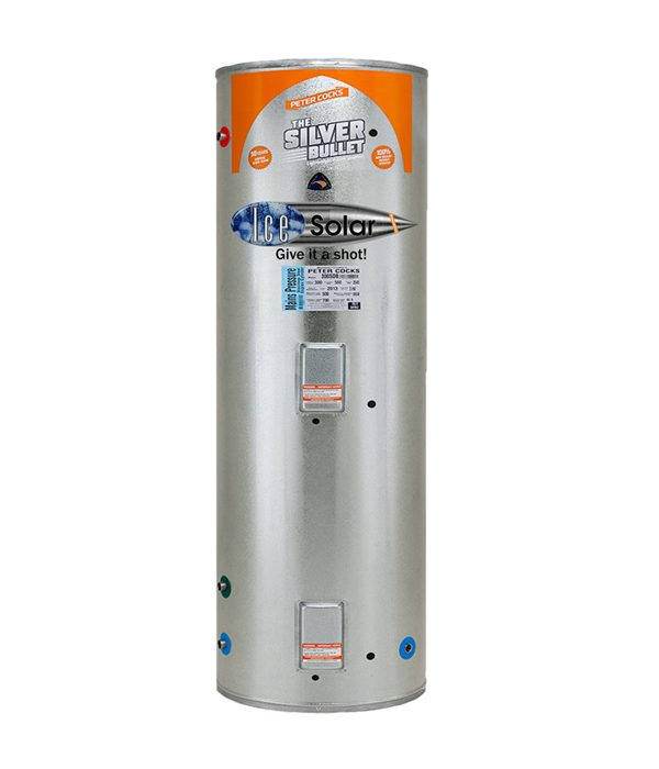 300l solar hot water cylinder