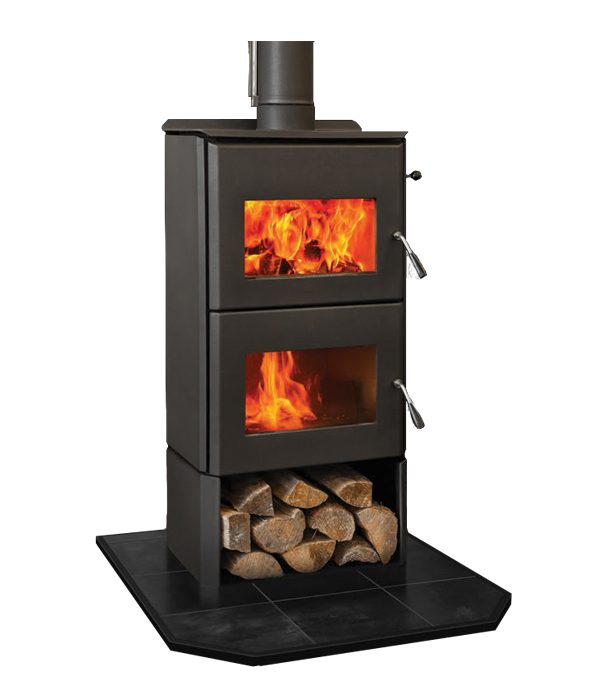 free standing fire Tropicair Duo