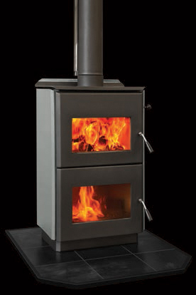 free standing fire