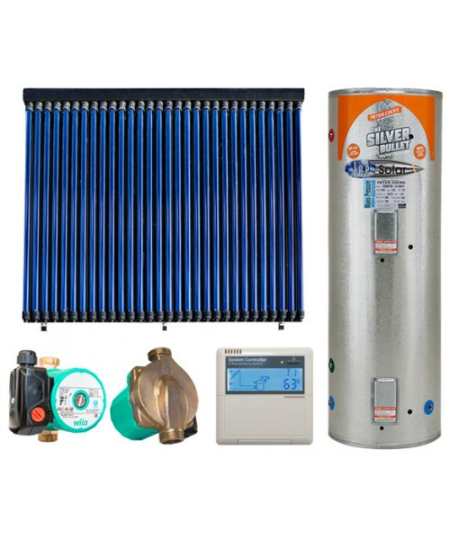 Solar panel hot water cylinder pump controller Product Package Deal