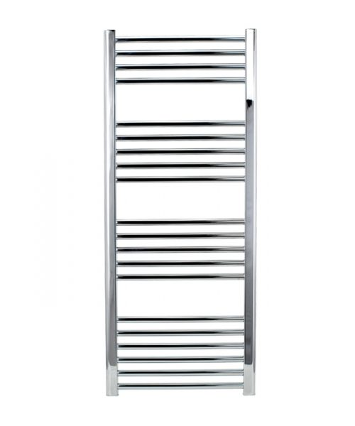 Straight Chrome Towel Rail