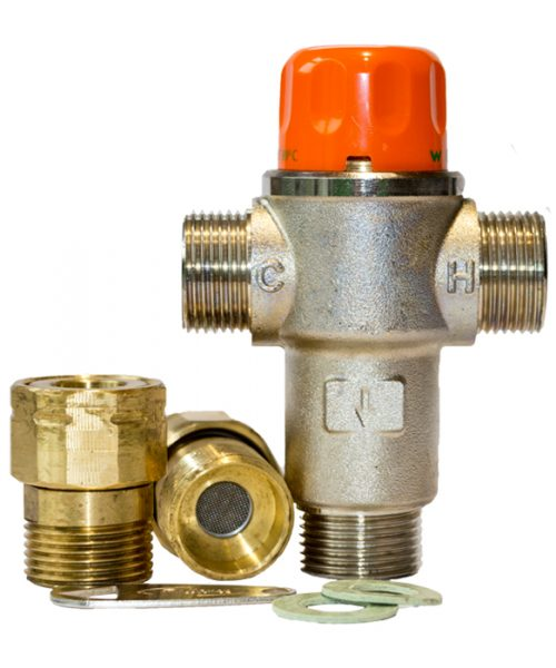 tempering valve components