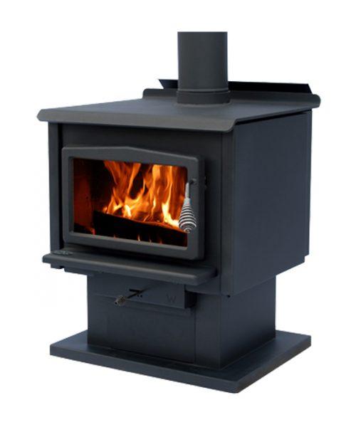 free standing fire Masport Osburn 1600