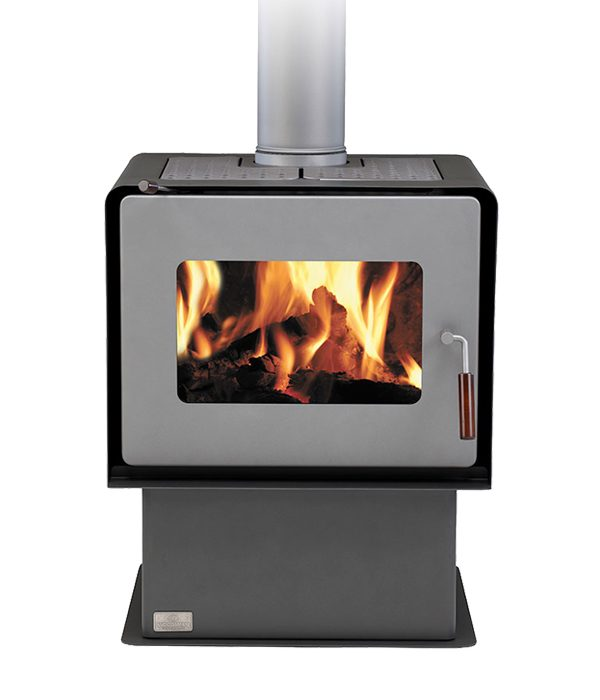 free standing fire Woodsman Flare Ped