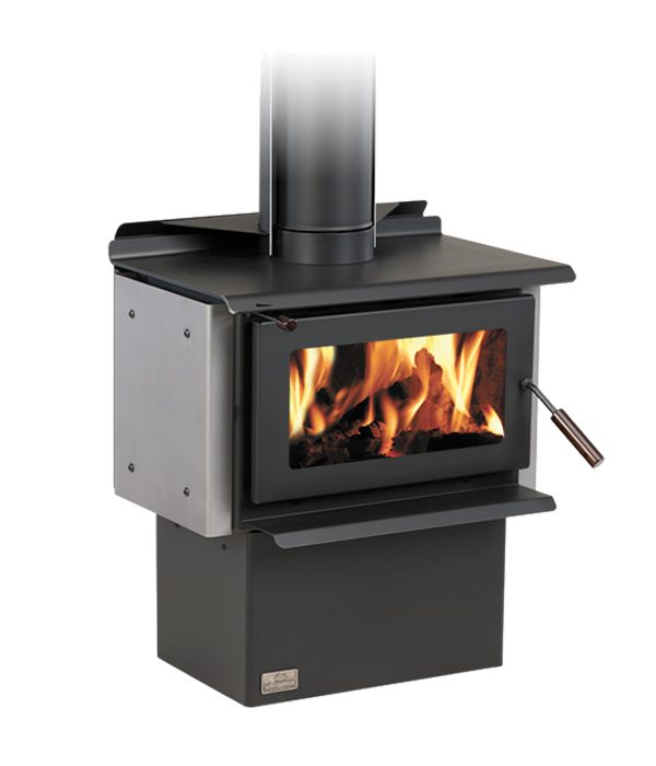 free standing fire Eco novo colour