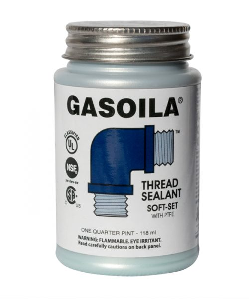Gasoila bottle