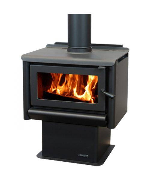 free standing fire R1500 Masport PED