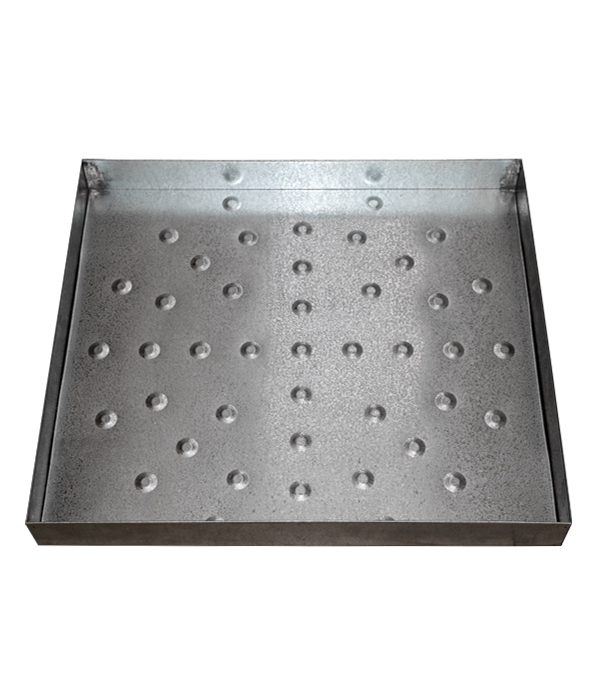 hot water cylinder drip tray